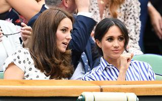 """Meghan Markle neagă că a făcut-o să plângă pe Kate Middleton: """"A fost invers"""""""