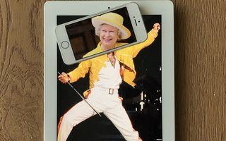 Așa se folosește un smartphone: 55 de imagini făcute cu cap