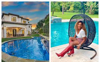 Serena Williams vinde casa din Beverly Hills: Cât cere sportiva pentru vila cu dotări de lux