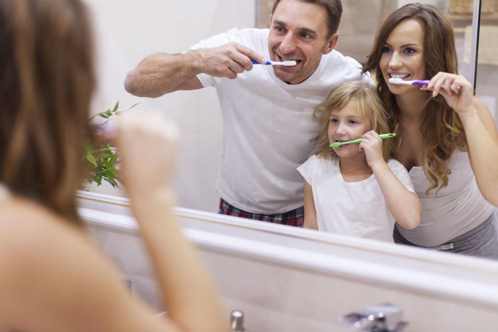 spalatul pe dinti