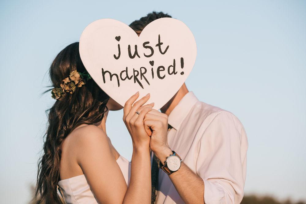 cuplu casatorit