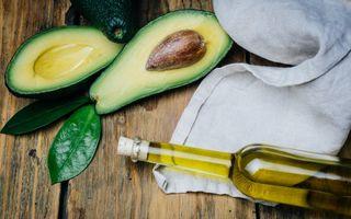 Folosește ulei de avocado și scapă de colesterolul periculos