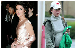 Lara Flynn Boyle a împlinit 51 de ani: Decăderea unei femei frumoase, distrusă de operațiile estetice