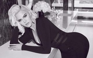 """Adevărul nefiltrat: Imaginea """"neautorizată"""" pe care Khloe Kardashian încearcă cu disperare să o șteargă de pe internet"""