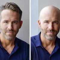 Cum ar arata barbații celebri daca ar ramane fara par: 15 cheliosi simpatici