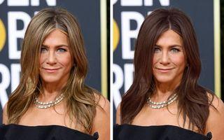Cum ar arăta 15 femei celebre dacă nu și-ar mai vopsi părul