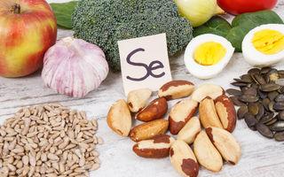 Simptomele care îți arată că ai carență de seleniu