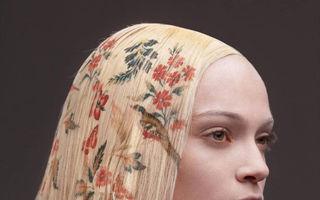 Un hairstilist spaniol creează picturi pe păr cu ajutorul tehnologiei: 20 de imagini uimitoare