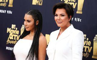 Primul sfat pe care Kim Kardashian l-a primit de la mama sa, Kris Jenner, după ce a anunțat divorțul