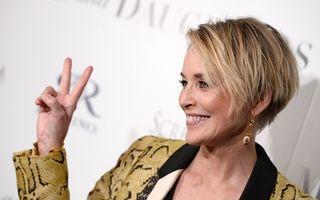 "Sharon Stone, de nerecunoscut la 63 de ani: Vedeta din ""Basic Instinct"" a întinerit subit"