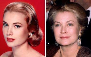 Frumusețe fără Botox: Cum arătau femeile legendare de la Hollywood la vârste diferite