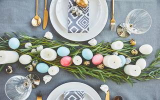 Decorează-ți casa pentru Paște. 5 idei ușor de pus în practică