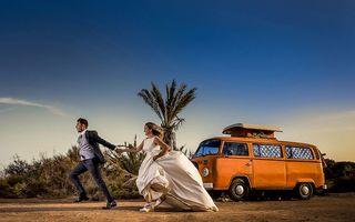 Nunți în 2021: Cele mai frumoase fotografii de nuntă și speranțele întoarcerii la viața normală