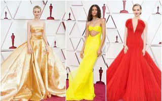 Ținutele purtate de vedete la Gala Premiilor Oscar 2021