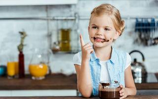 Ce se întâmplă dacă lași copilul să mănânce dulciuri înainte de felul principal