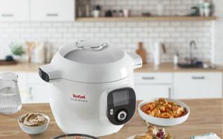 Lasă-te ghidat de Tefal Cook4Me+ și descoperă modul intuitiv de a găti