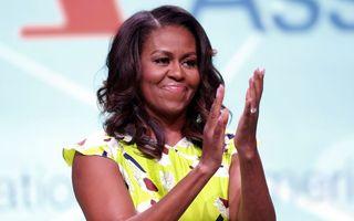 Ce mănâncă Michelle Obama pentru a fi în formă și pentru a face față unei zile solicitante