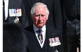 """Prințul Charles, îndurerat de moartea tatălui său: """"A rămas un loc gol la masă"""""""