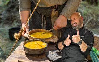 Secretul celei mai gustoase și pufoase omlete din lume, potrivit lui Cătălin Scărlătescu