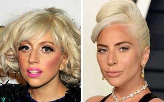 Cum arătau starurile muzicii pop când și-au lansat primul album. Lady Gaga e de nerecunoscut
