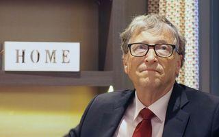 Bill Gates a părăsit conducerea Microsoft după ce a avut o aventură cu una dintre angajate