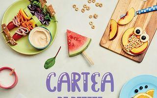 Ingredientul secret în alimentația copiilor este exemplul părinților