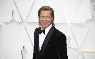 De ce cred fanii că Brad Pitt suferă de o afecțiune ciudată