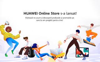 Descoperă acum cele mai mari reduceri disponibile în cadrul noului Huawei Online Store
