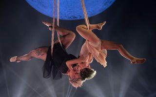 Pink și fiica ei de 9 ani au fost la înălțime: Dansul acrobatic aerian de la Billboard Music Awards le-a tăiat respirația spectatorilor