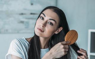 De ce îți cade părul după ce naști și cum să combați această problemă