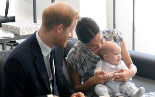 """Motivul pentru care Harry și Meghan nu au o bonă pentru fiul lor, Archie: """"Au concediat-o din a doua noapte"""""""