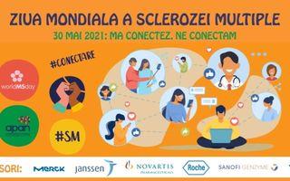 Ziua Mondială a Sclerozei Multiple 2021 - Conectați la nevoile pacienților
