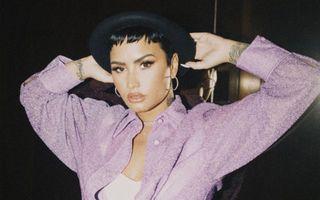 De ce Demi Lovato nu mai vrea ca fanii să o felicite pentru că a slăbit