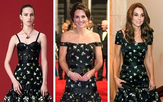 Cum a modificat Kate Middleton rochiile unor creatori faimoși pentru a purta ținute care respecta protocolul regal