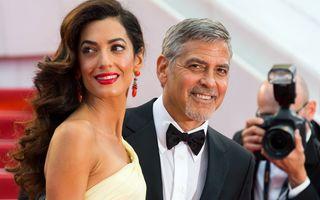 Gemenii lui Amal și George Clooney împlinesc 4 ani. Ce le pregătește cuplul