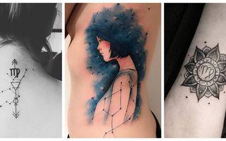 Cele mai frumoase 25 de idei de tatuaje pentru zodia Fecioară