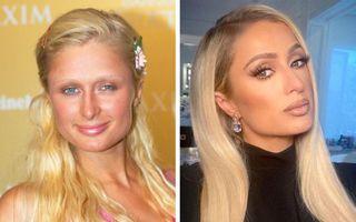 16 vedete care arată complet diferit în fotografiile din anii 2000
