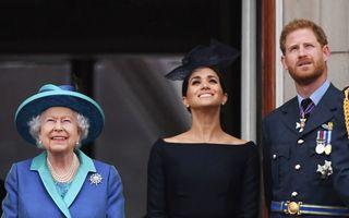 Scandalul numelui: Harry susține că i-a cerut permisiunea Reginei să-i folosească numele, surse din Palat îl contrazic