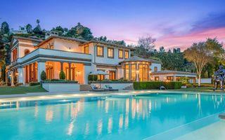 Sylvester Stallone își vinde casa cu 85 de milioane de dolari. Cum arată locuința în stil mediteranean