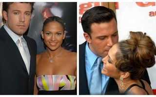 Dulcea împăcare: Povestea de iubire dintre Jennifer Lopez și Ben Affleck