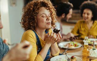 De ce să mănânci desertul înaintea felului principal: beneficiile sunt mai mari decât am crede!