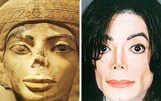 Mașina timpului există! 15 asemănări incredibile dintre oameni care provin din epoci diferite
