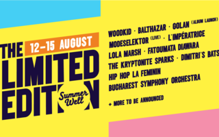 Summer Well: The Limited Edition are 4 zile de festival în 2021.