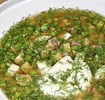 Ciorbă de salată verde – o rețetă delicioasă de sezon
