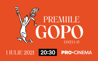 Câștigătorii Galei Premiilor Gopo 2021