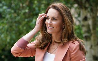 Kate Middleton, obligată să se autoizoleze deși e vaccinată. A intrat în contact cu o persoană testată pozitiv cu Covid-19