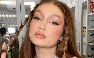 Supermodelul Gigi Hadid le cere paparazzilor să blureze chipul fiicei sale în fotografii