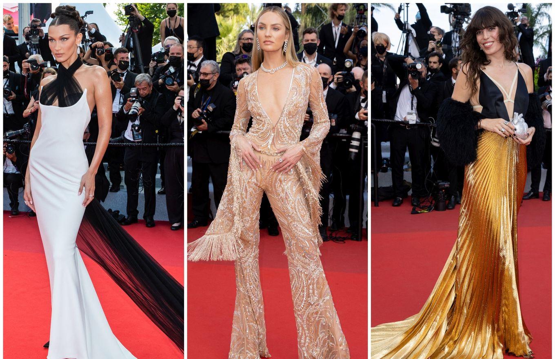 Tinutele purtate de vedete la Festivalul de Film de la Cannes
