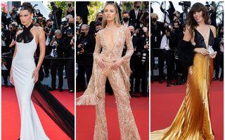 Cele mai frumoase ținute purtate de vedete la Festivalul de Film de la Cannes