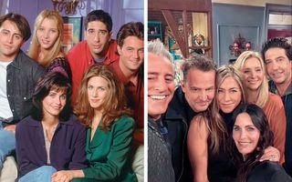 """Cum arată acum actorii din filmele și serialele de succes din trecut. Joey din """"Friends"""" este de nerecunoscut"""